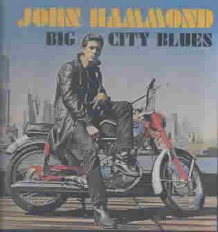 BIG CITY BLUES BY HAMMOND,JOHN (CD)
