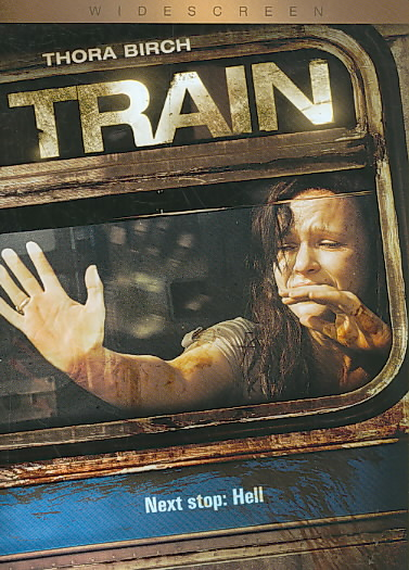 TRAIN BY BIRCH,THORA (DVD)