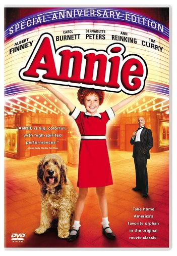 ANNIE - SPECIAL ANNIVERSARY EDITION BY FINNEY,ALBERT (DVD)